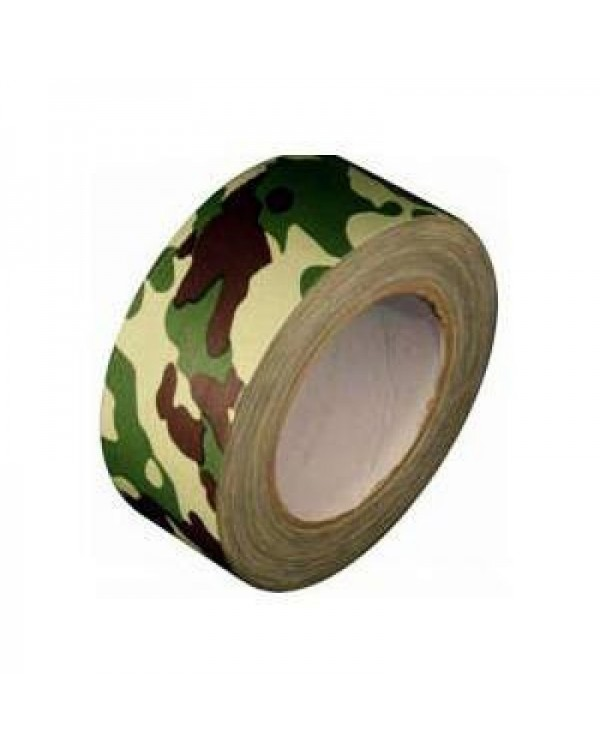 Camouflage Cloth Duct Tape