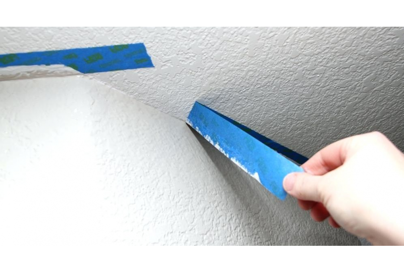 When to Remove Painter's Tape